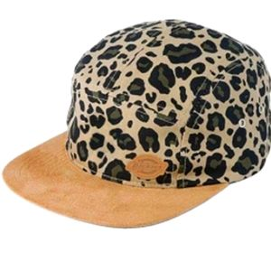 🐆🧢 NWT‼️Dickies Leopard Print Military Style Hat